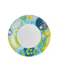 Farfurie intinsa 25 cm Berenice, albastru, Luminarc