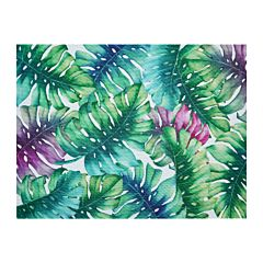 Suport de farfurii din PVC 30x40 cm color ,Tropical