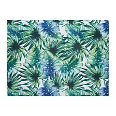 Suport de farfurii din PVC/PS 30x40 cm frunze ,Tropical