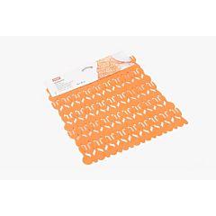 Covoras protectie vesela 28 x 28 cm, portocaliu