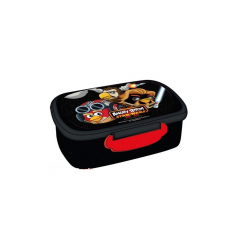 Lunch box plastic, Angry Birds