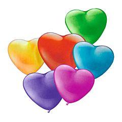 Set 20 mini baloane inima