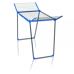 Uscator vertical Pegasus 180 Solid, gri/albastru