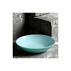 Farfurie adanca 20 cm Diwali Light, turquoise, Luminarc