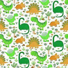 Set servetele Funny Dino, 33x33cm, 20 buc