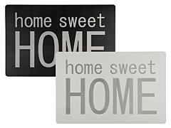 Protectie de masa Home sweet home Bookidz, 43.5x28.5cm, 2 culori