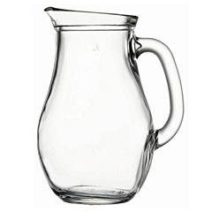 Carafa Bistro Pasabahce, sticla, 1 L, Transparent