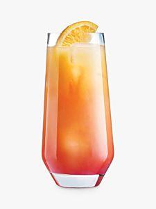 Set 6 pahare suc Juice Ultime, sticla cristalina, 45cl