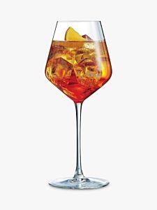 Set 6 pahare vin alb Ultime, sticla cristalina, 38cl