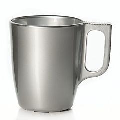 Ceasca cafea Flashy Luminarc, 25 cl, Argintiu