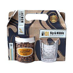 Kit pentru whisky cu pahar
