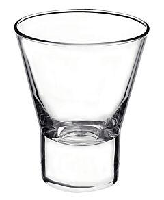 Set 6 pahare Ypsilon Pasabahce, sticla, Transparent, 340 ml