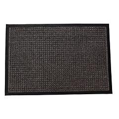 Covoras de intrare Guard Clean Protect, polipropilena/cauciuc, 45x75 cm, Gri