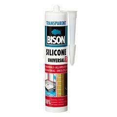 Silicon universal transparent 280 ML, Bison