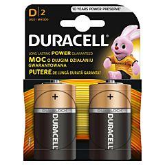 Set x 2 baterii D LR20, Duracell