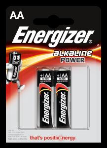 Set x 2 baterii Energizer Alkaline Power E91 LR6