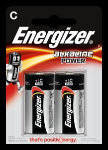 Set x 2 baterii Energizer Alkaline E93 LR14
