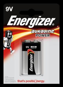 Baterie Energizer  Alkaline 522 9V