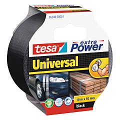Banda reparatii Extra Power Universal 10M50MM Negru, Tesa