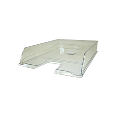 Tavita pentru documente Basic, transparent, Flaro