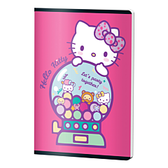 Caiet Hello Kitty A5 24F Tip 1