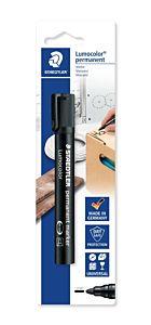 Marker permanent universal, grosime scriere 2 mm, culoare scriere Negru