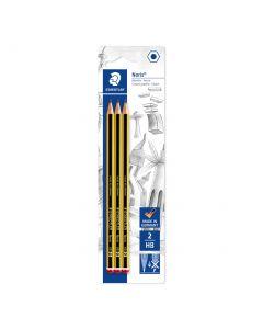 Creion grafit Noris HB3 BK Staedtler