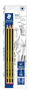 Creion graphit Noris HB 3/BK