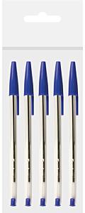 Pix albastru, set 5 bucati, Foster
