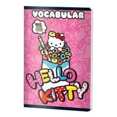 Vocabular 12X17 Hello Kitty