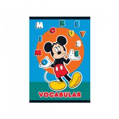 Vocabular 12x17Cm Mickey