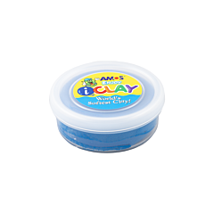 Plastilina iClayAmos, 18 grame, Albastra