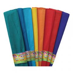 Hartie creponata 10 culori/set, ColourKids