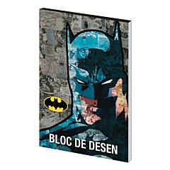 Bloc Desen A4 16 160G Batman