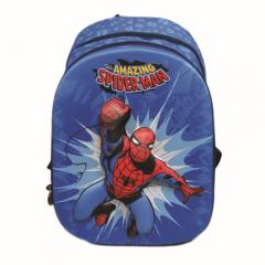 Ghiozdan 3D, clasele 1-4, Spiderman