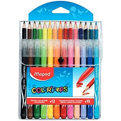 Set coloriaj creioane + carioca