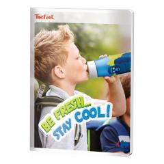 Caiet 40 file Tefal