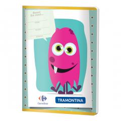 Caiet 40 file Tramontina