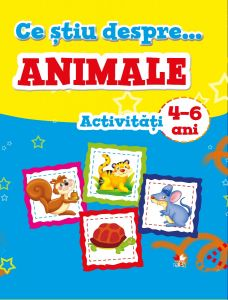 Activitati Animale 4-6 ani