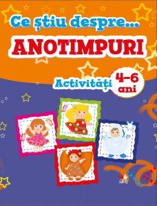 Activitati Anotimpuri 4-6 ani