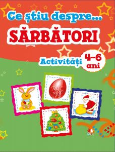 Activitati Sarbatori 4-6 ani