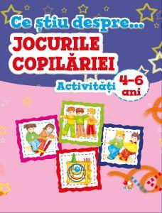 Activitati Jocurile copilariei 4-6 ani