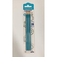 Creion 2B 3 bucati /set