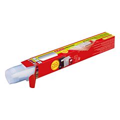 Invelitori ajustabile plastic, 5 bucati, Herlitz