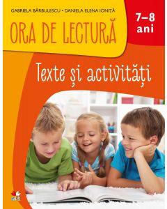 Texte si activitati pentru 7-8 ani