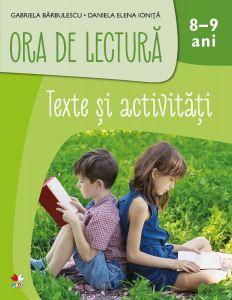 Texte si activitati pentru 8-9 ani