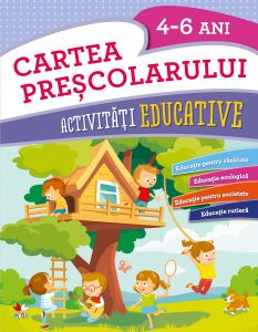 Activitati educative 4-6 ani