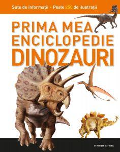 Dinozauri. Prima mea enciclopedie. Vol.2