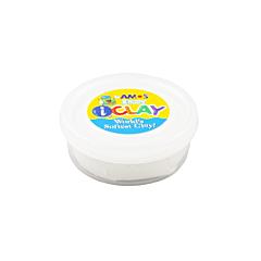 Plastilina iClayAmos, 18 grame, Alba