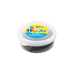 Plastilina iClayAmos, 18 grame, Neagra